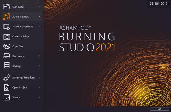 Ashampoo Burning Studio 2021 Full