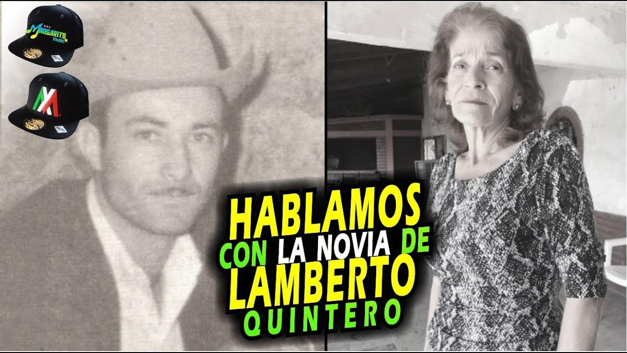 """Margarita fue novia hace 44 años de Lamberto Quintero: el Narco y tío de Rafael Caro Quintero, así cuenta ella en video como mataron a Lamberto, """"Los espero de frente pero le dieron por la espalda"""""""