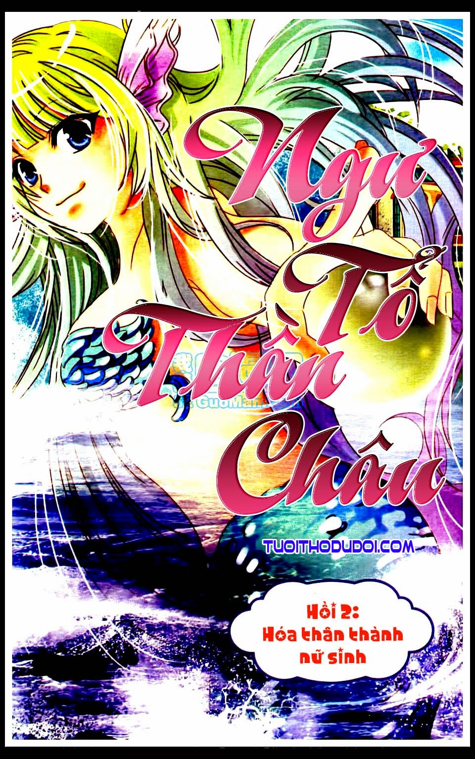 Ngư Tổ Thần Châu Chap 2 - Next Chap 3
