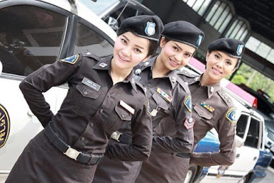 ด่วนๆมาแล้วจ้า! เปิดสอบนายร้อยตำรวจหญิง