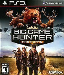 Cabela's Big Game Hunter Pro Hunts PS3 Torrent
