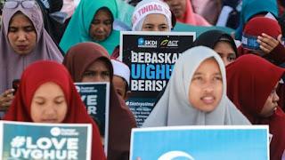 Muslim Uighur: Mengapa Ormas Islam dan Pemerintah Indonesia 'Bungkam' atas Dugaan Pelanggaran HAM di Xinjiang?
