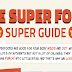 The Super Food Super Guide #infographic