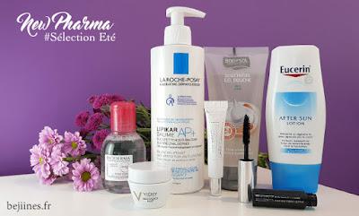 7 produits été - NewPharma