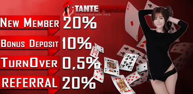 Tantepoker Situs Poker Terbaru Dan Terbaik Di Indonesia Yang Terpercaya
