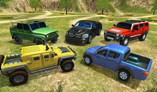 Offroad SUV Drive 2019 screenshot
