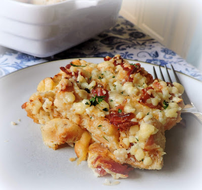 Bacon & Egg McMuffin Casserole