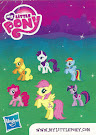 My Little Pony Wave 6 Fluttershy Blind Bag Card