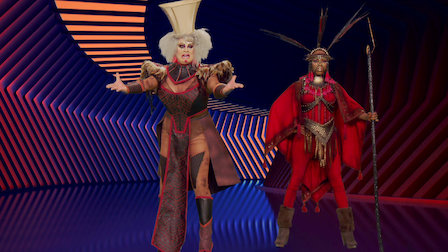 RuPaul's Drag Race Season 11, Episode 2