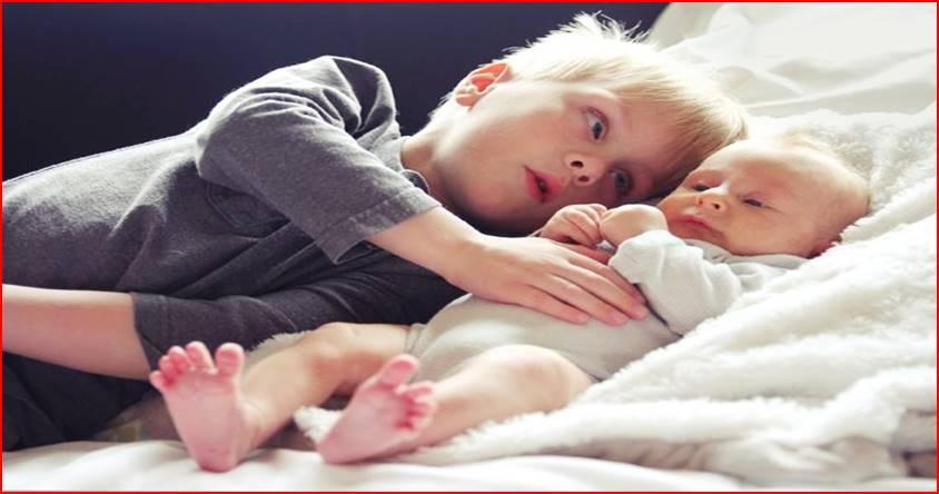 Маленькая разница в возрасте детей: советы родителям