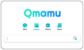 homepage of qmamu indian search engine