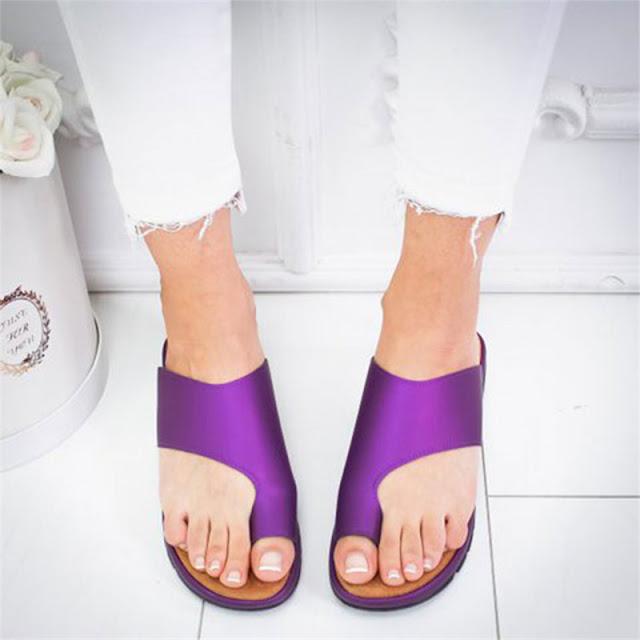 87348ee95c Women PU Leather Shoes Comfy Platform Flat Sole Ladies Casual Soft ...