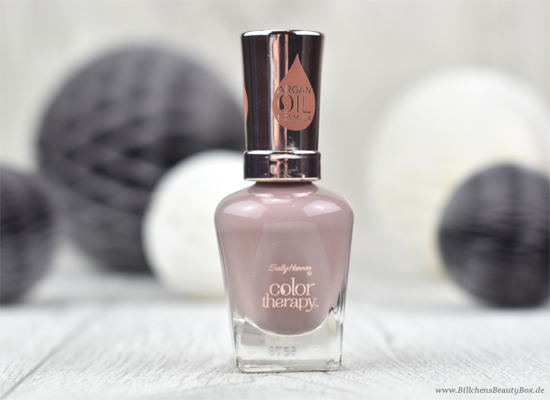 Sally Hansen - Color Therapy - Steely Serene - Review