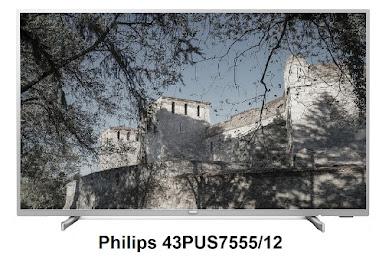 Philips 43PUS7555/12 TV