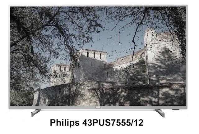 Philips 43PUS7555/12 4k Smart TV