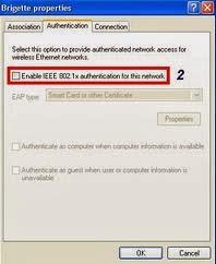 Cara Mengatasi Wireless Validating Identity di Windows XP ...