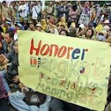 KPK Ikut Campur Urusan Pengangkatan Honorer K2, Ini Kata Ketum FHK21