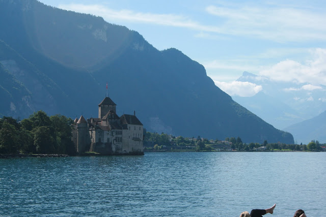 Sorcerer's Castle, Montreux, Switzerland