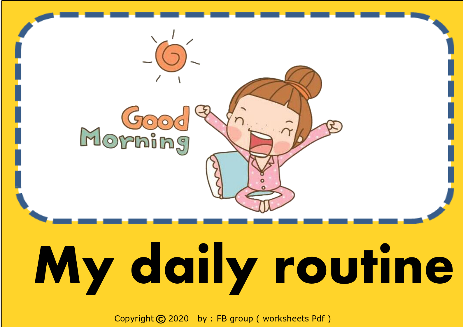 Download Daily Routine Cards Free File