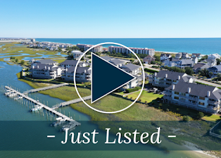 Extraordinary Cordgrass Bay Condo Now Available for Sale in Wrightsville Beach