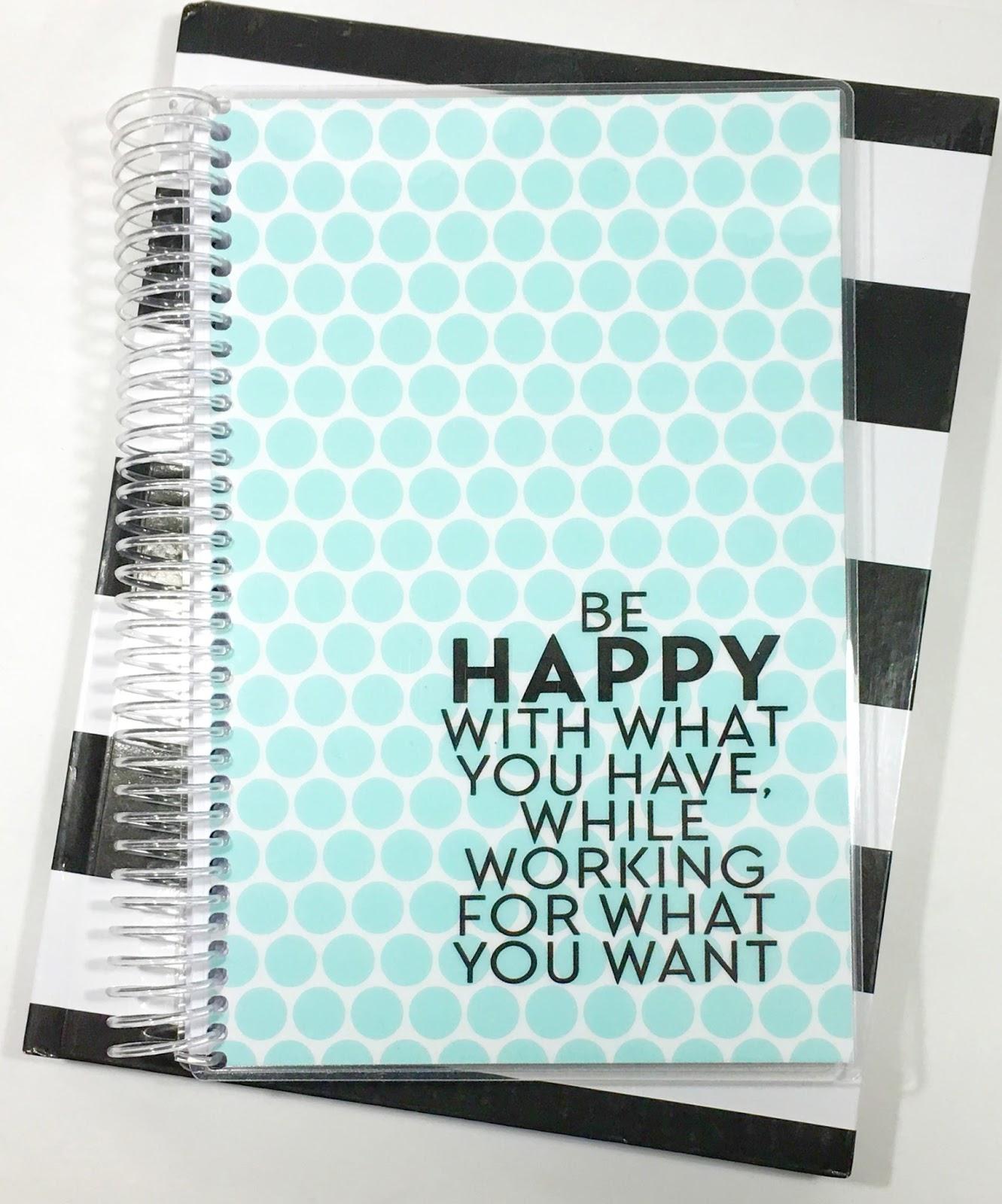 DIY Spiral Notebook