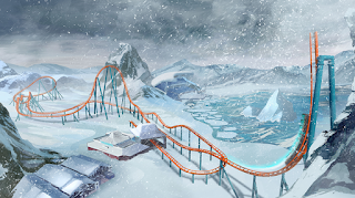 "SeaWorld Orlando New for 2020's ""ICE BREAKER"""