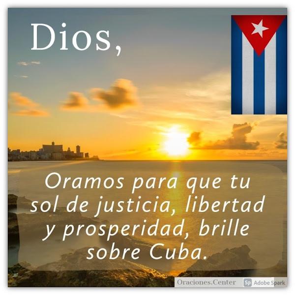 3 Oraciones para Cuba - Libertad, Prosperidad y Sanidad