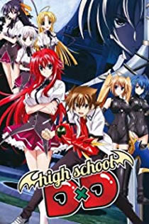 Anime High School DxD Legendado