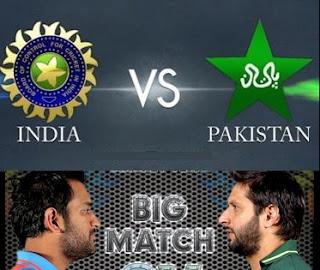 India vs Pakistan Series 2012-2013