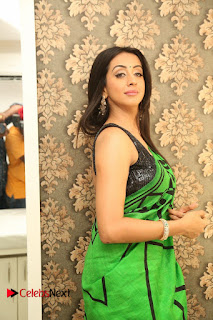 Actress Sanjjanaa Pictures at Naturals Salon Launch at Kavuri Hills  0032.JPG