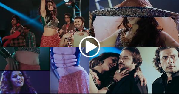 Complete video of saba qamars 39 item song 39 mastani 39 is for Roohi bano latest pics