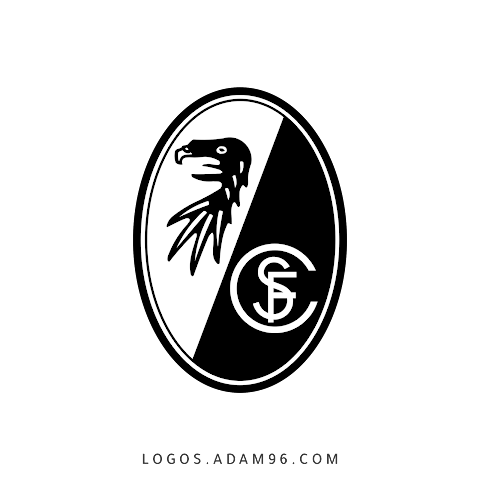 Freiburg Club Logo Original PNG Download - Free Vector