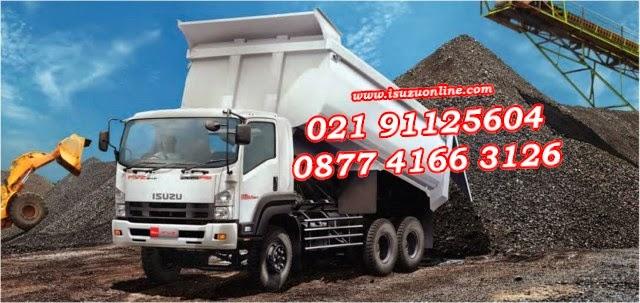 Isuzu Giga FVZ Dump Truck