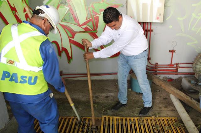 Rehabilitará la Capasu, la  planta tratadora El Capulín