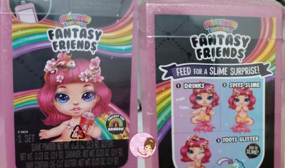 New MGA toys for girls Poopsie inspired