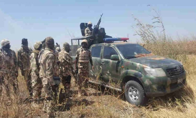 #EndSARS: We're ready to defend Nigeria's democracy at all cost - Army