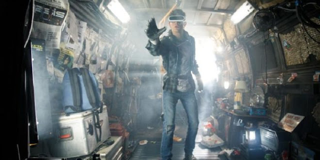 Wade (Tye Sheridan) dans Ready Player One