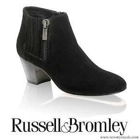 Kate Middleton wore Russell & Bromley Fallon Dry Ankle Boots