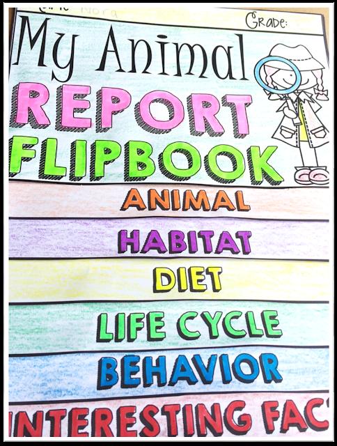 Informative Writing Animal Report