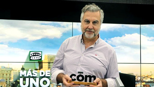 ALSINA, PREMIO TALENTO DE DIRCOMFIDENCIAL