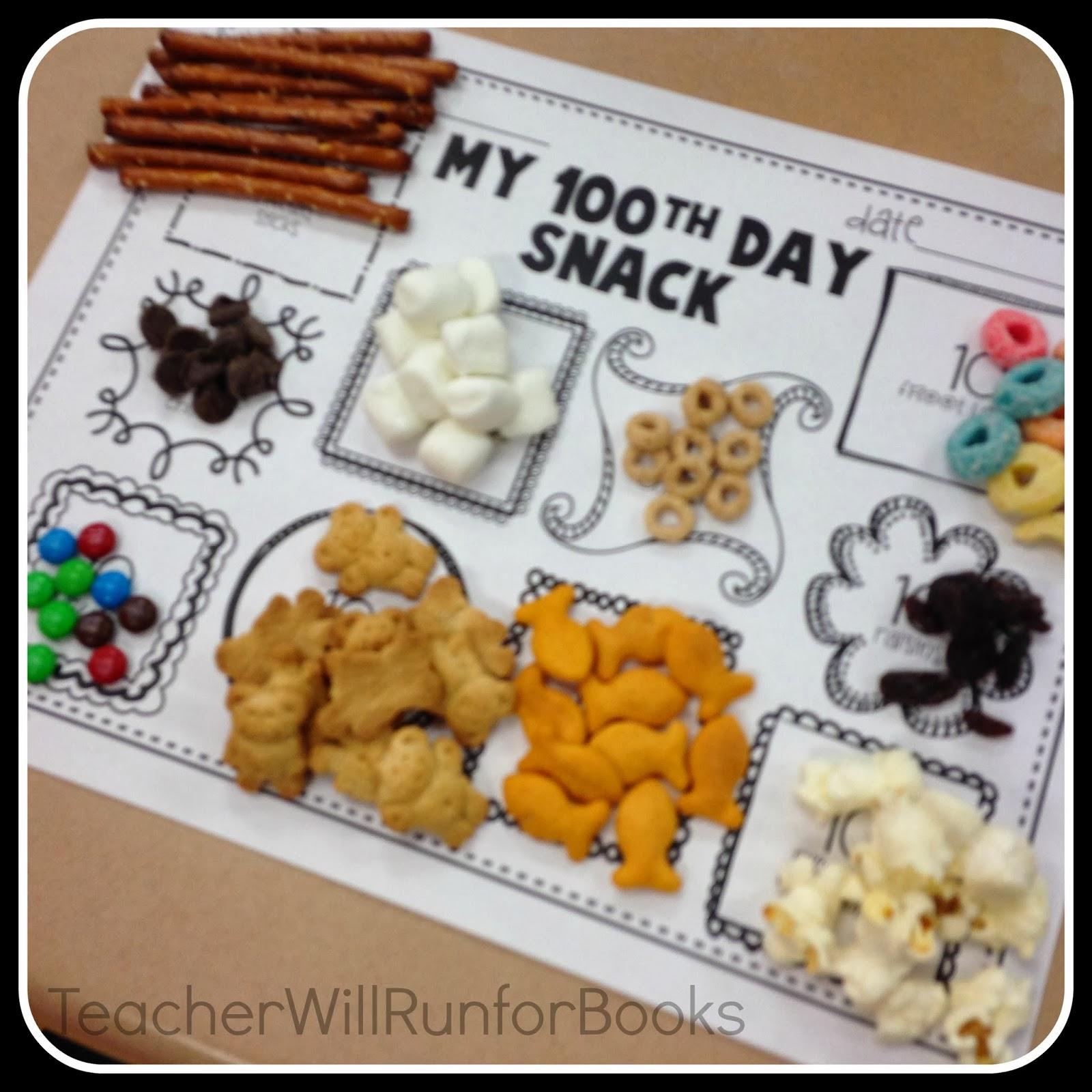 Teacher Will Run For Books 100th Day