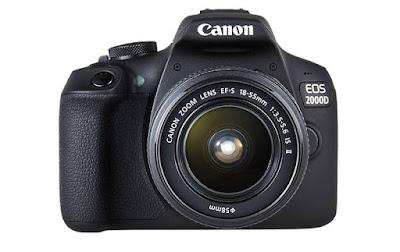 Canon EOS D2000 DSLR Firmware Full Driversをダウンロード
