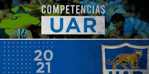 Competencias nacionales 2021 #UAR