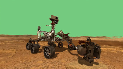 NASA's Perseverance Rover Will Trawl Mars For Vital Signs