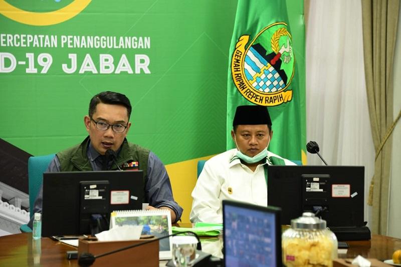 Gubernur Jabar Harap MUI Pusat Pertimbangkan Fatwa Haram Mudik