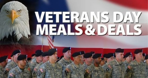 Veterans day 2019 free meals free meals on veterans day happy veterans day 2018 veterans for Does olive garden give military discount