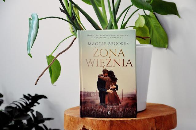 """Żona więźnia"" - Maggie Brookes"