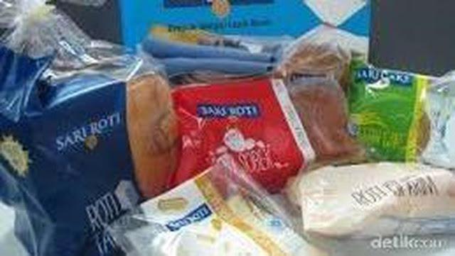 Sari Roti Didenda KPPU Rp 2,8 Miliar