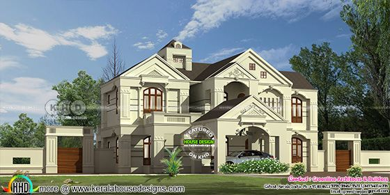 Giant Colonial home with 5 bedrooms