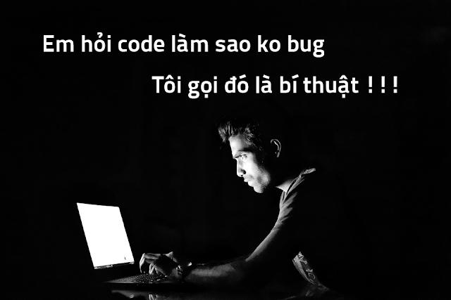 Làm sao để code không bug